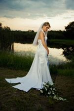 One of the particular prizes in our amazing Ice Events Wedding Competition is a totally gorgeous wedding dress from Xela Fashions! Hurry and enter now by visiting http://360online-travel.co.za/