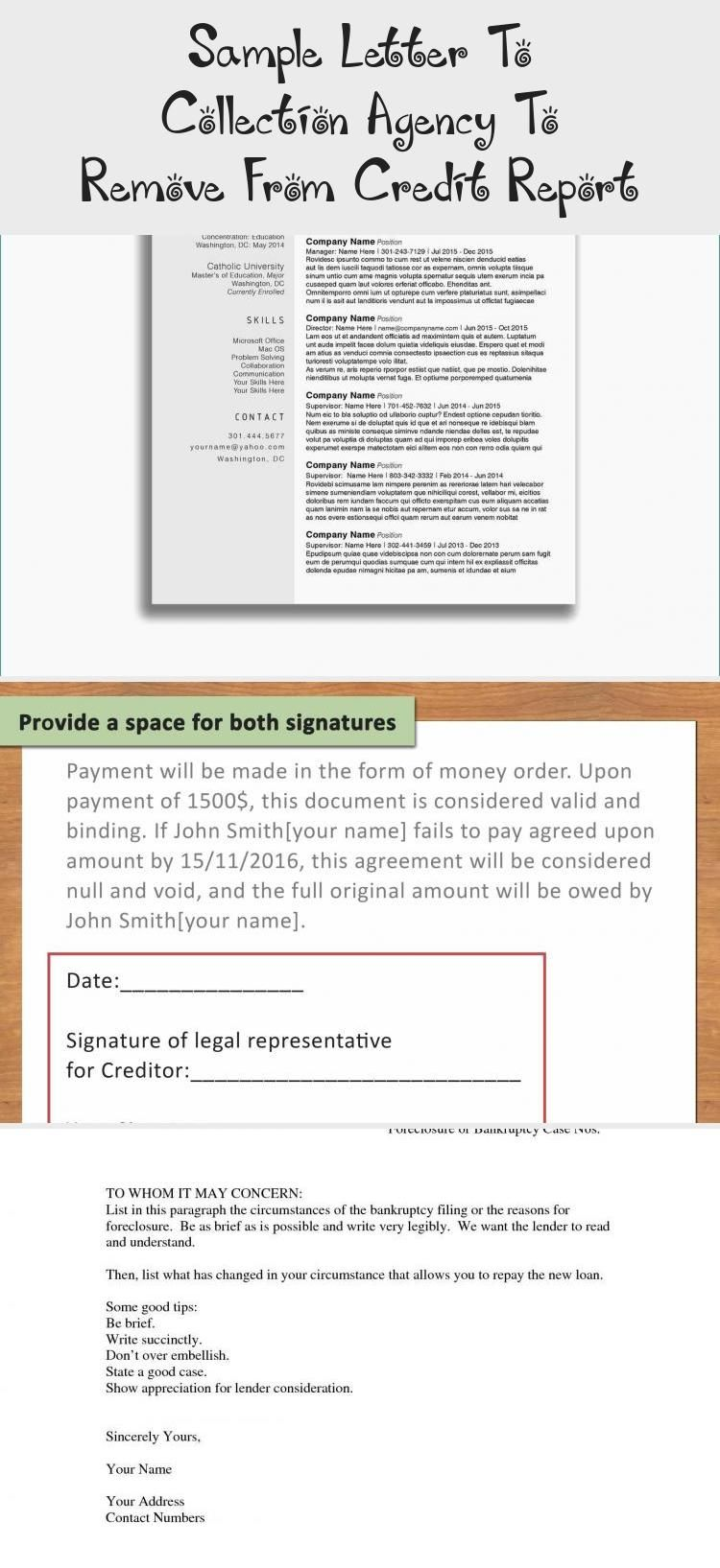 13++ Goodwill letter credit repair ideas in 2021