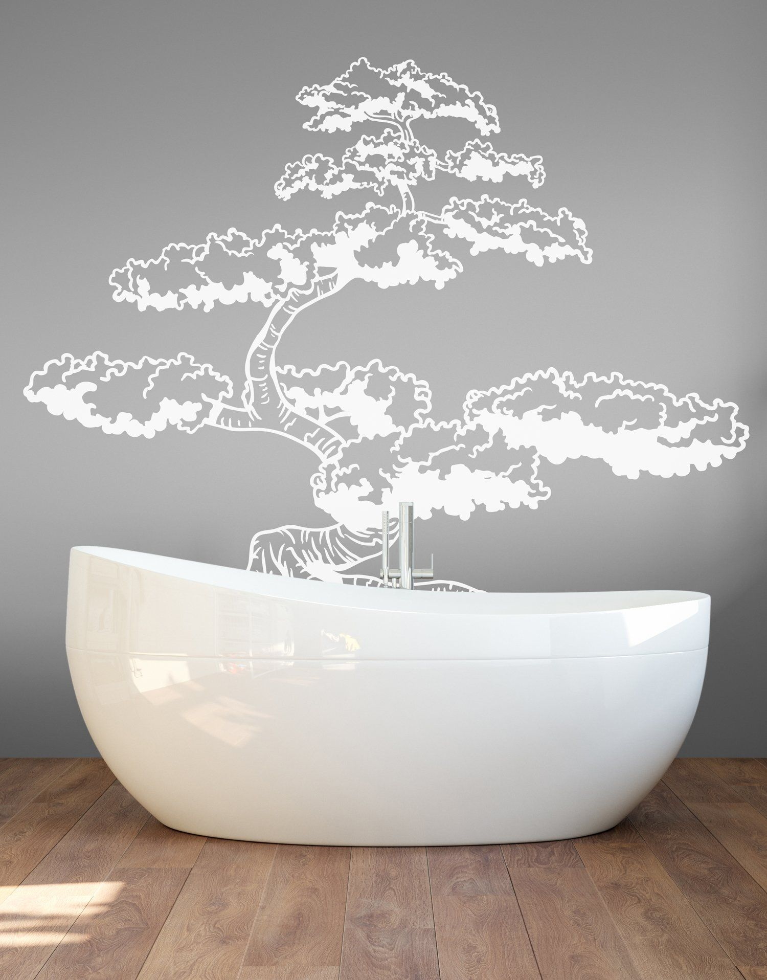 Anese Bonsai Tree Wall Decal Sticker For Your Asian Theme Room