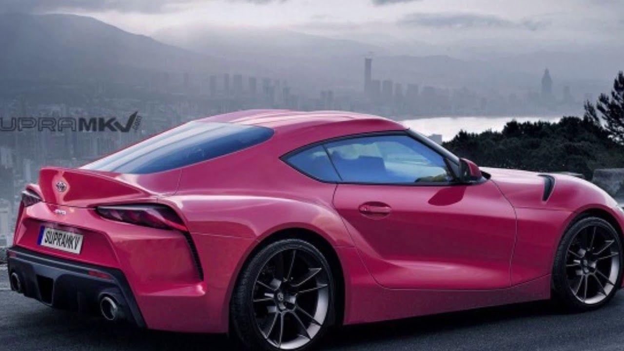 2020 Toyota Supra Leaks Toyota Supra Turbo Toyota Supra New Toyota Supra