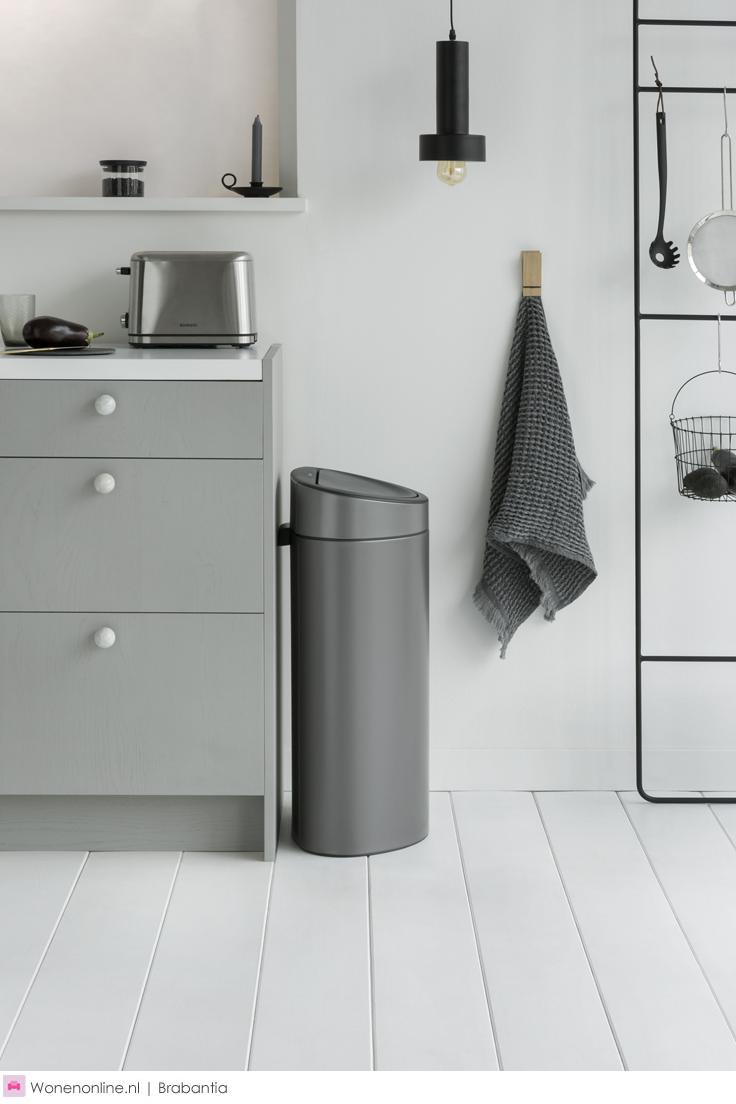 Brabantia Prullenbak Goedkoop.Vol Van Kleur Home Design Keukens Keuken Goedkoop En Keuken