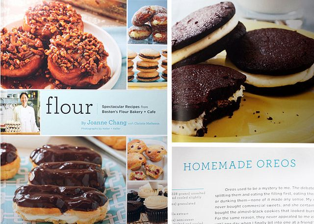 Flour by Joanne Chang by Bakerella, via Flickr