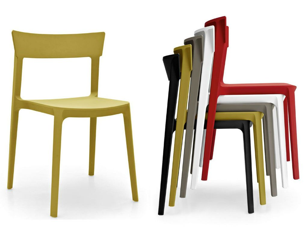 Calligaris - Skin | chair & tables | Pinterest | Contemporary ...