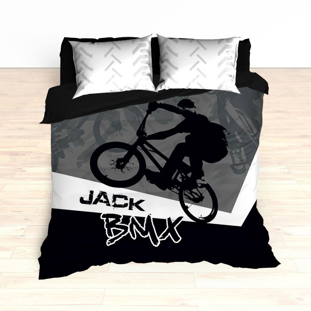 BMX Bedding Ideas