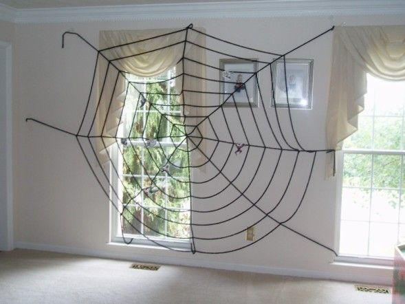 spiderman party decoration
