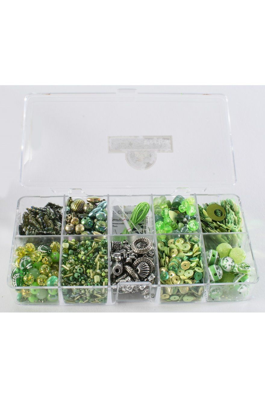 Coffret de perles pour vous adonner à l'art du Do It Yourself