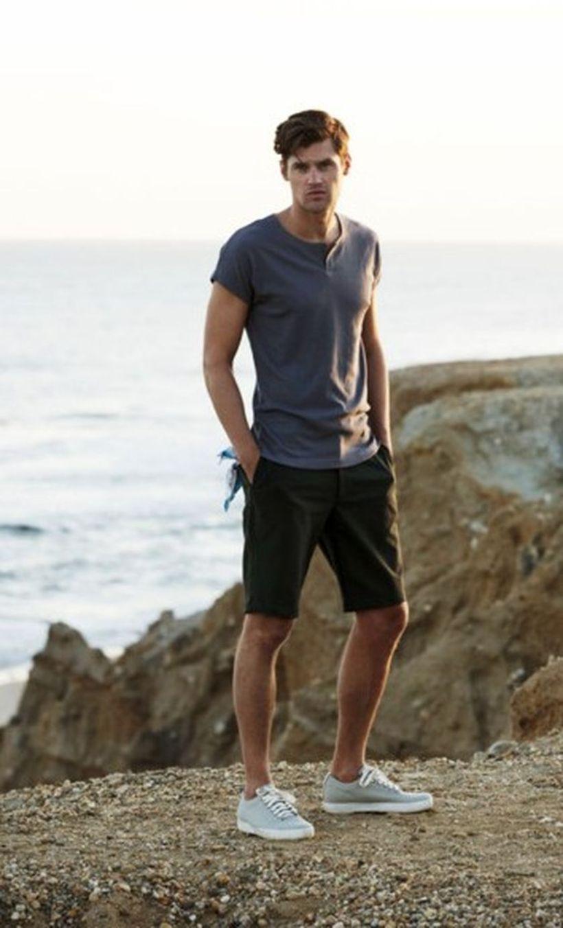 33 Best Mens Summer Casual Short Outfits , clothme.net
