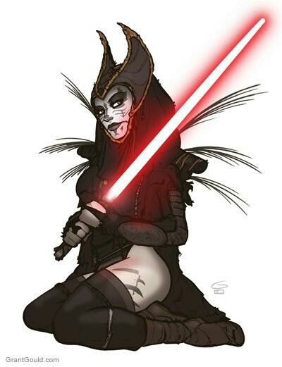 Sith Witch of Dathomir
