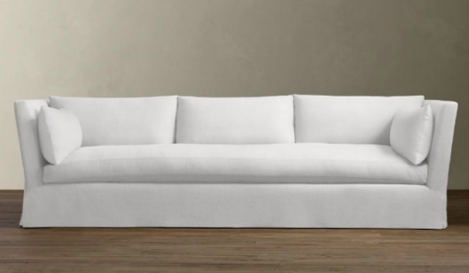 The Great White Sofa Debate