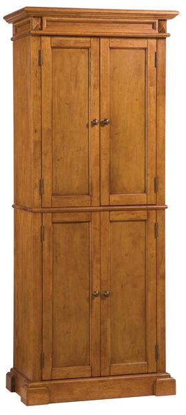 Home Styles Pantry Cabinet In Distressed Oak 709 00 This Is Exactly What I Need Master Bath