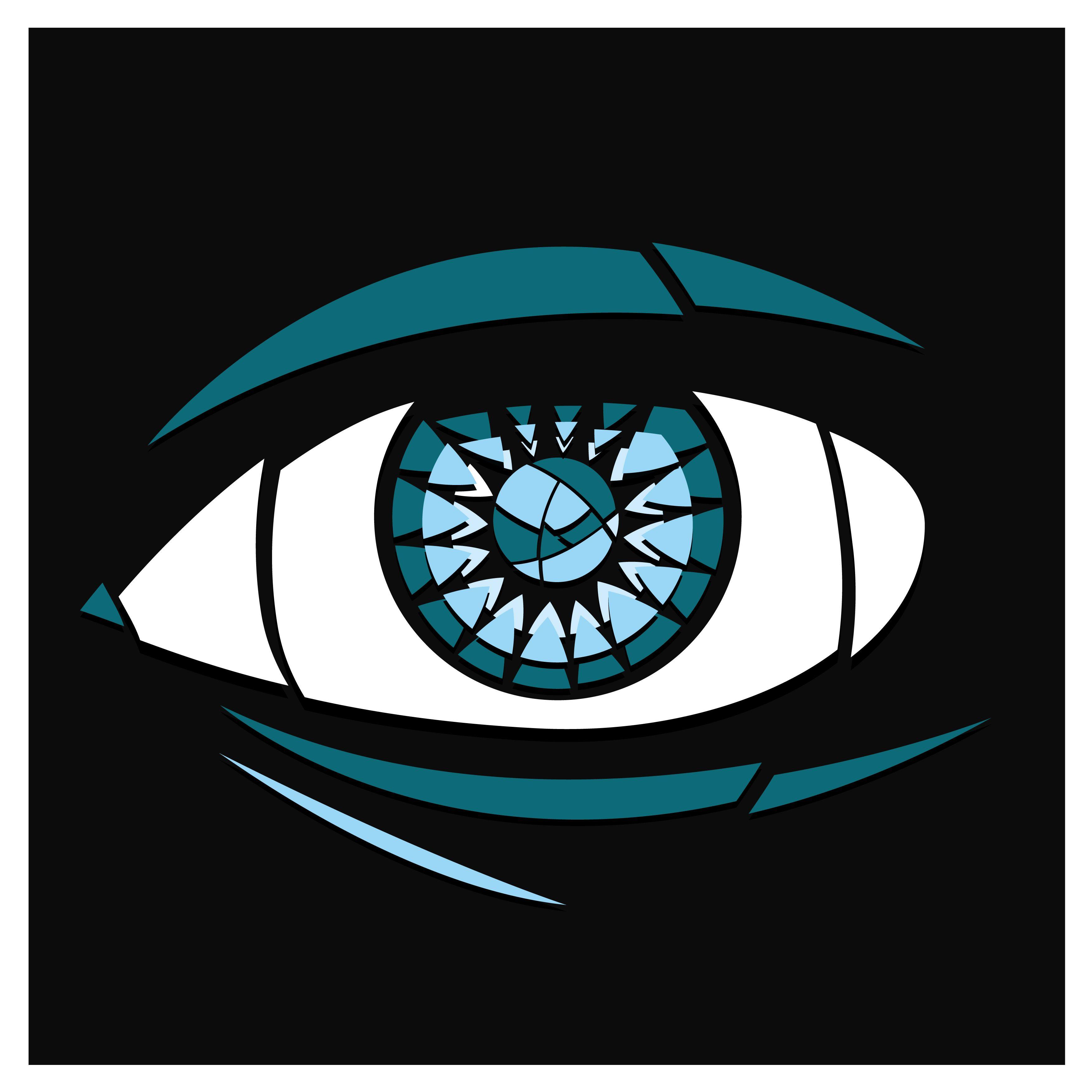 Eye Adobe Illustrator Modern Vector Digital Art Illustration Drawing Graphic Design Tattoo Illustration Drawings Design