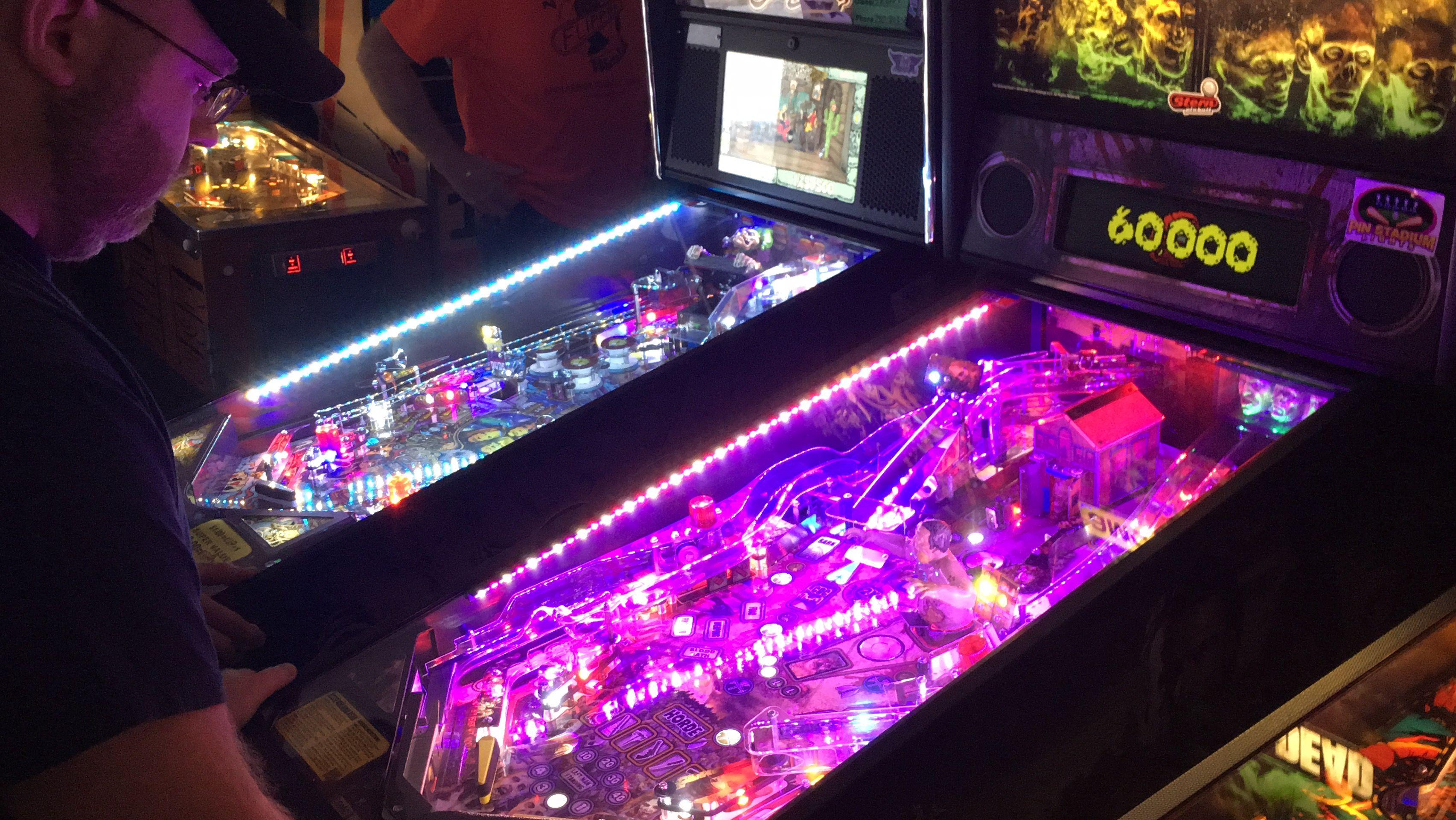 The Walking Dead Premium with Pin Stadium LED lighting kit