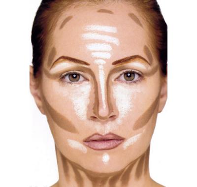 lora makeup contouring et highlighting sur visage ovale qu 39 est ce que c 39 est comment faire. Black Bedroom Furniture Sets. Home Design Ideas