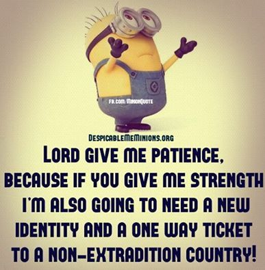 Pin By Pamarch On Minion Quotes Stress Quotes Funny Stress Humor Work Quotes Funny
