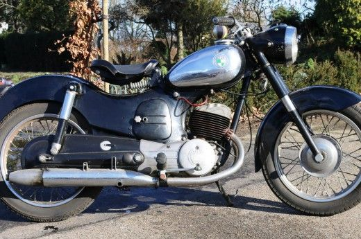 Puch 175 SV 1954 doublepiston