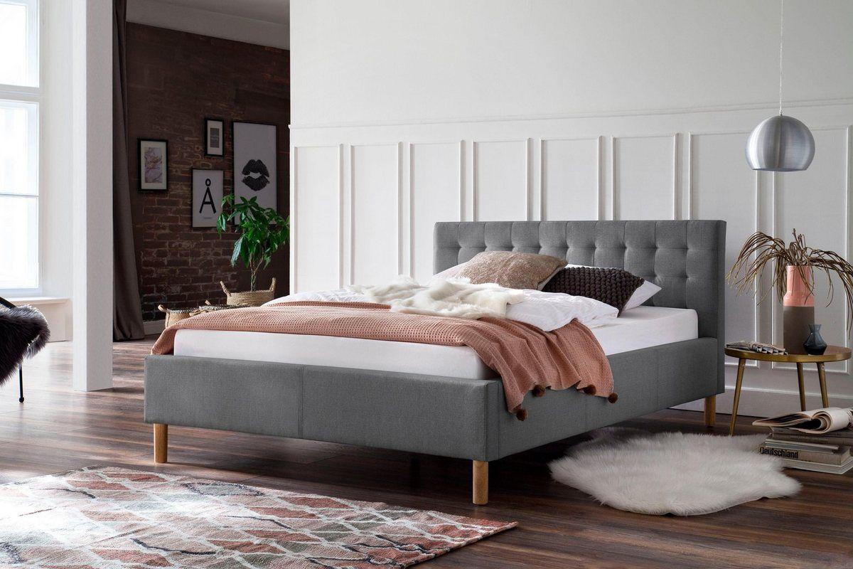 Polsterbett Polsterbett, Bett und Haus deko