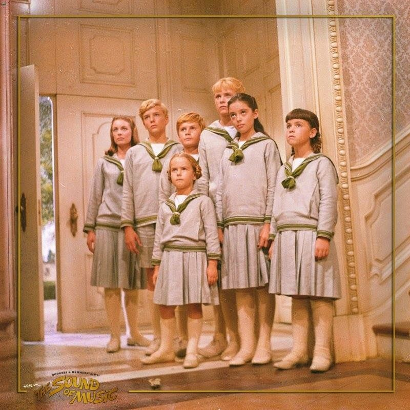 Frog Scene Sound Of Music Costumes Sound Of Music Movie Sound Of Music
