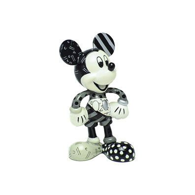 DISNEY FIGURINE - MICKEY MOUSE (BLACK/SILVER)