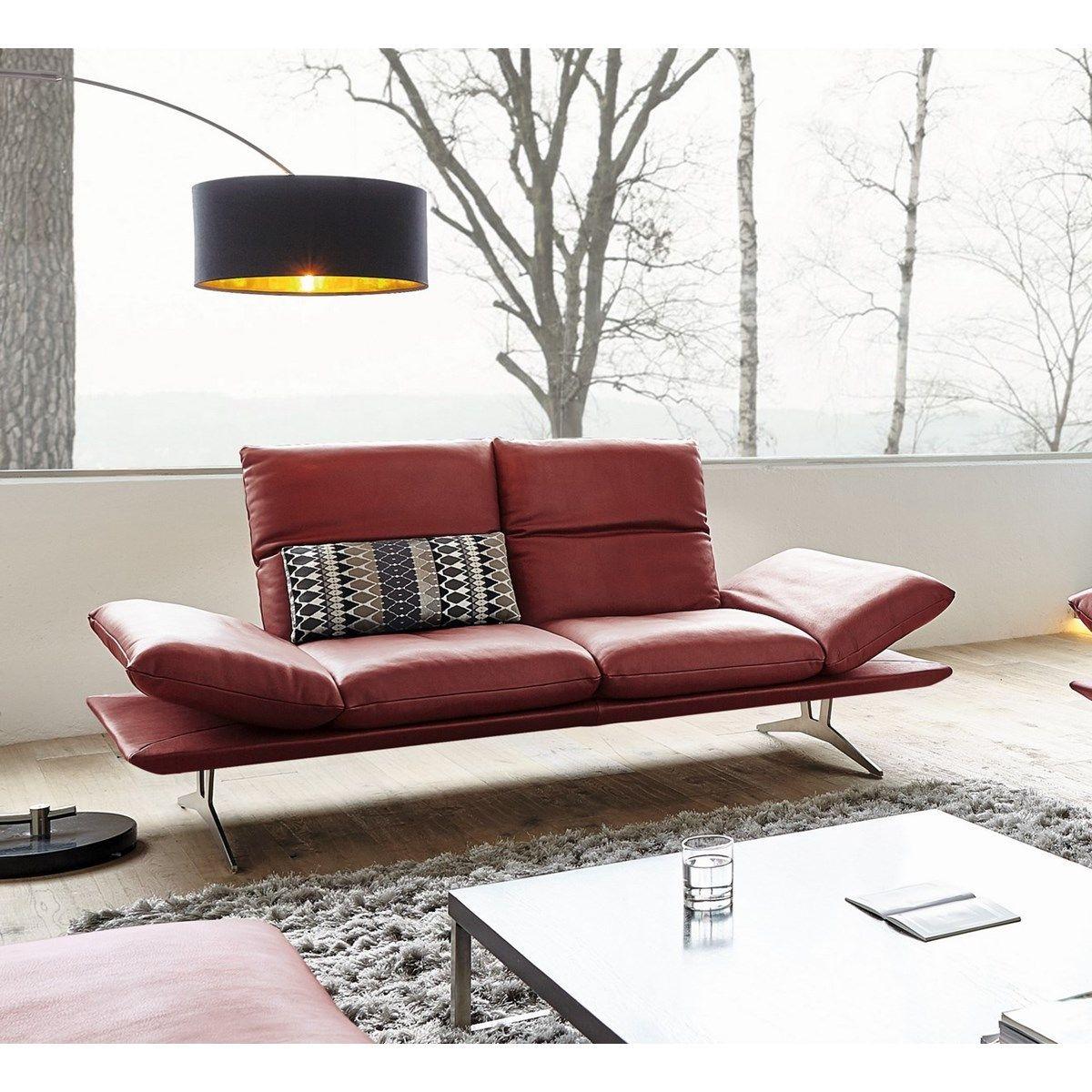 Canape 2 Places Ad Senso Canape Cuir Design Canape Cuir Et
