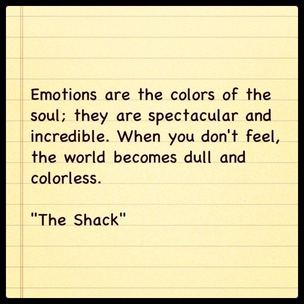 Quotes From The Shack Movie: The Shack Is Full Of Wisdom. Need To Re Read That One