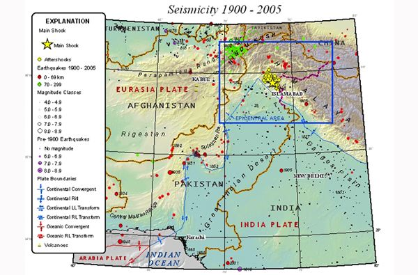 Fault Lines Get the Facts the world Pinterest - best of world atlas middle east outline map