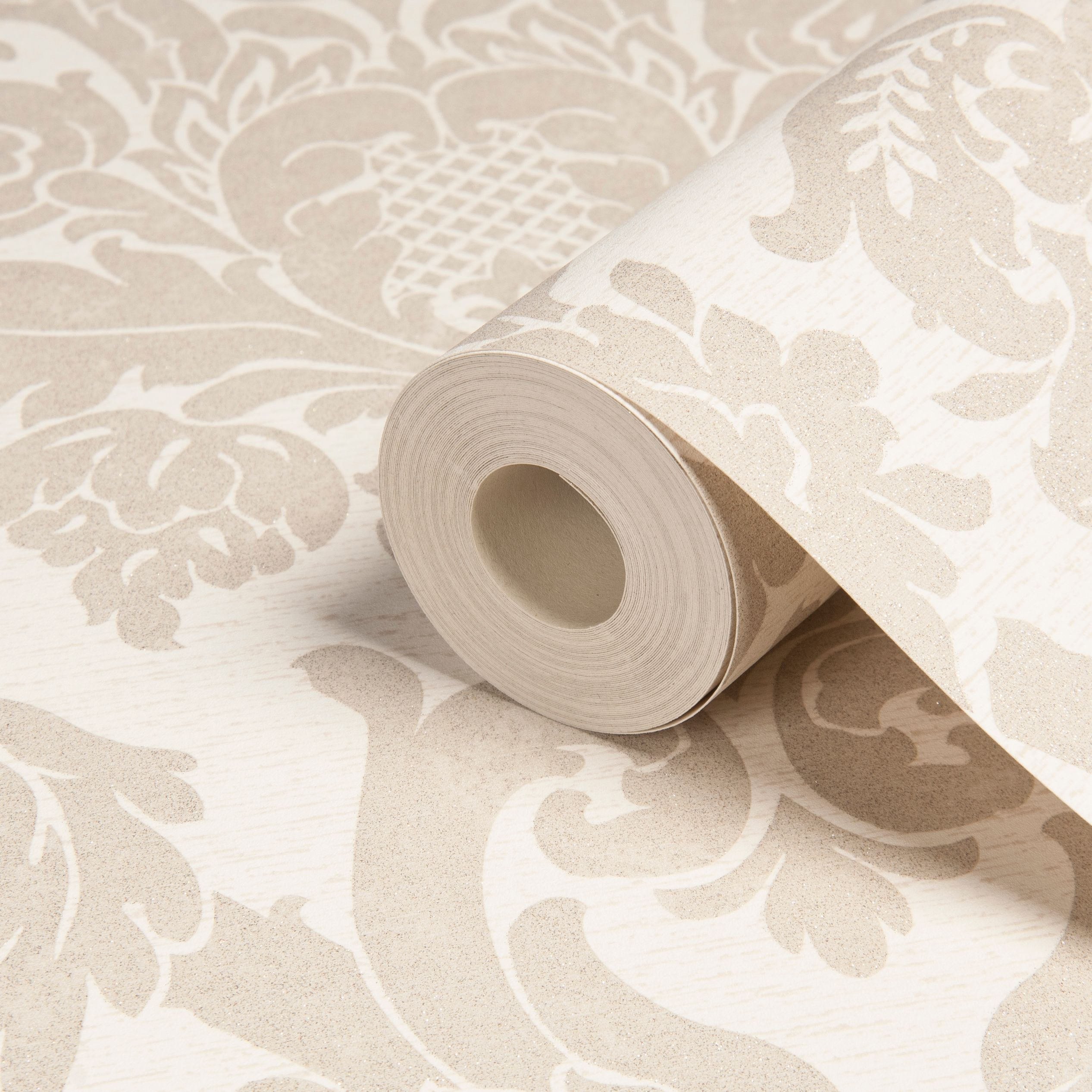 Gold Kensington Gold Damask Wallpaper Damasks Gold Damask