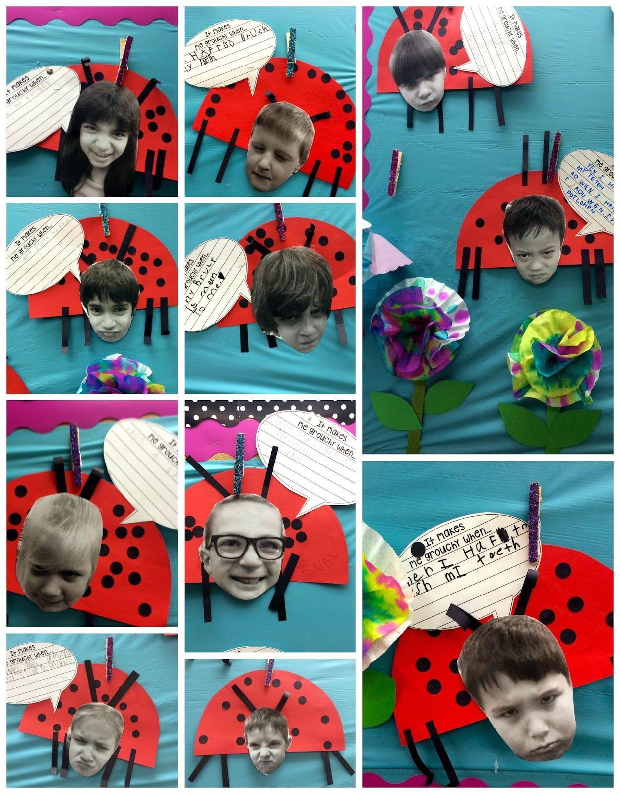 The Very Grouchy Ladybug