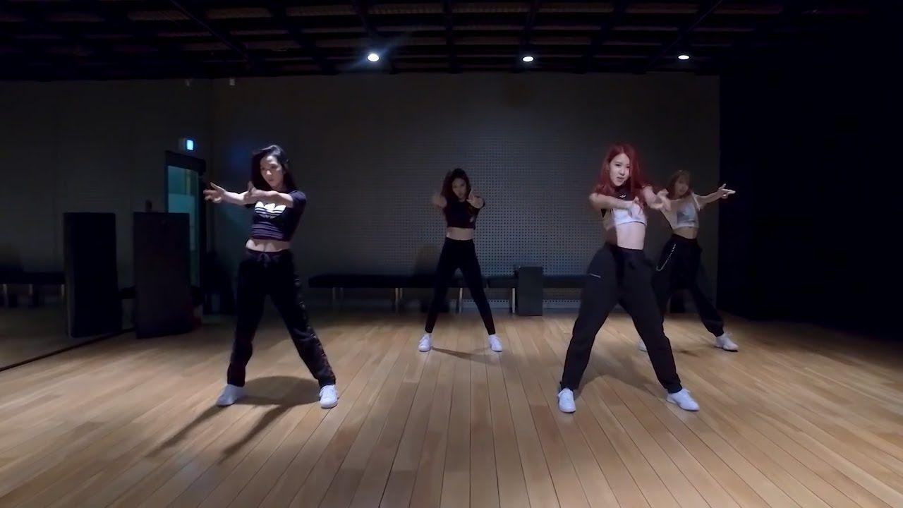 Blackpink 뚜두뚜두 Ddu Du Ddu Du Dance Practice Mirrored Youtube Dance Practice Choreography Videos Pop Dance