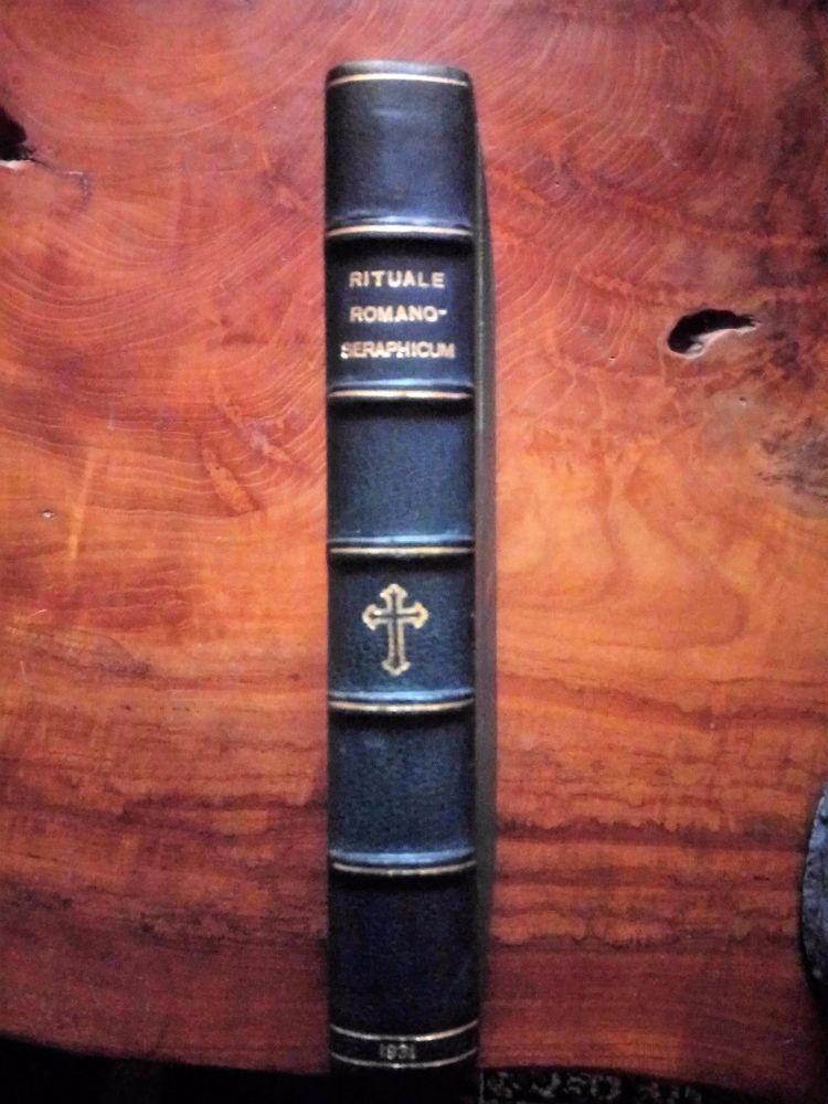 Rituale Romano-Seraphicum - Franciscan Ritual 1931 in