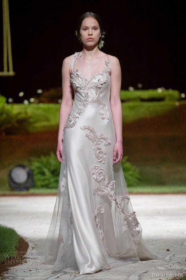 David Fielden 2015 Wedding Dresses
