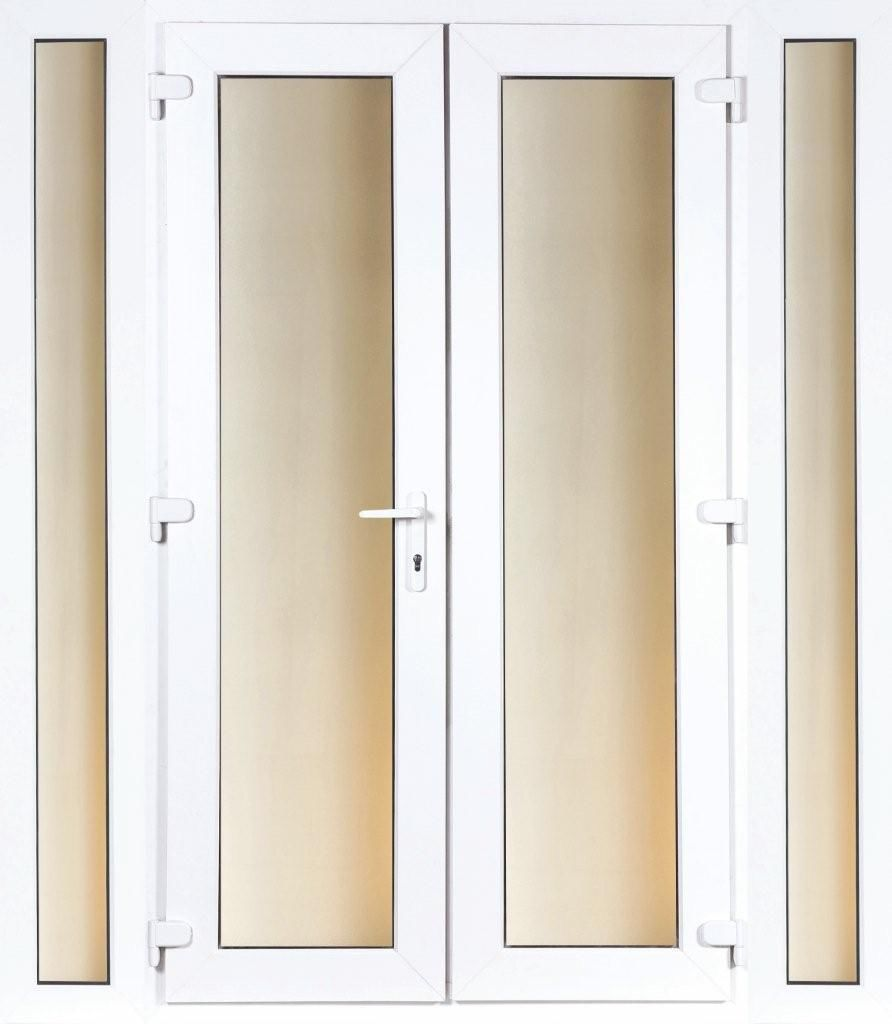 White Upvc Pvc Puvc French Patio Door Can Deliver Brand New In Stock French Doors Patio French Doors Door Sets
