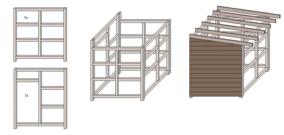 gartenhaus selber bauen garten diy pinterest gartenhaus selber bauen gartenh user und. Black Bedroom Furniture Sets. Home Design Ideas
