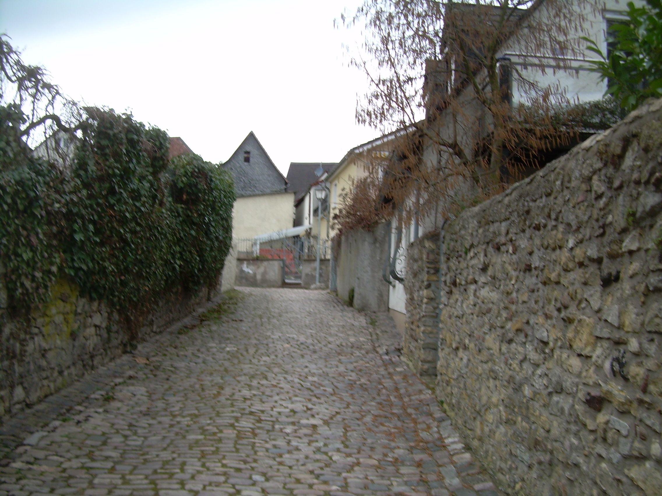 Walluf, Germany.. another little street
