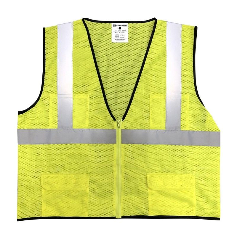 Sprighten Economy Safety Vest Safety Vest How To Look Better Vest