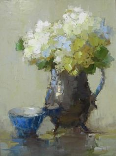 Barbara Flowers Anne Irwin Fine Art In 2019 Art Oil Painting
