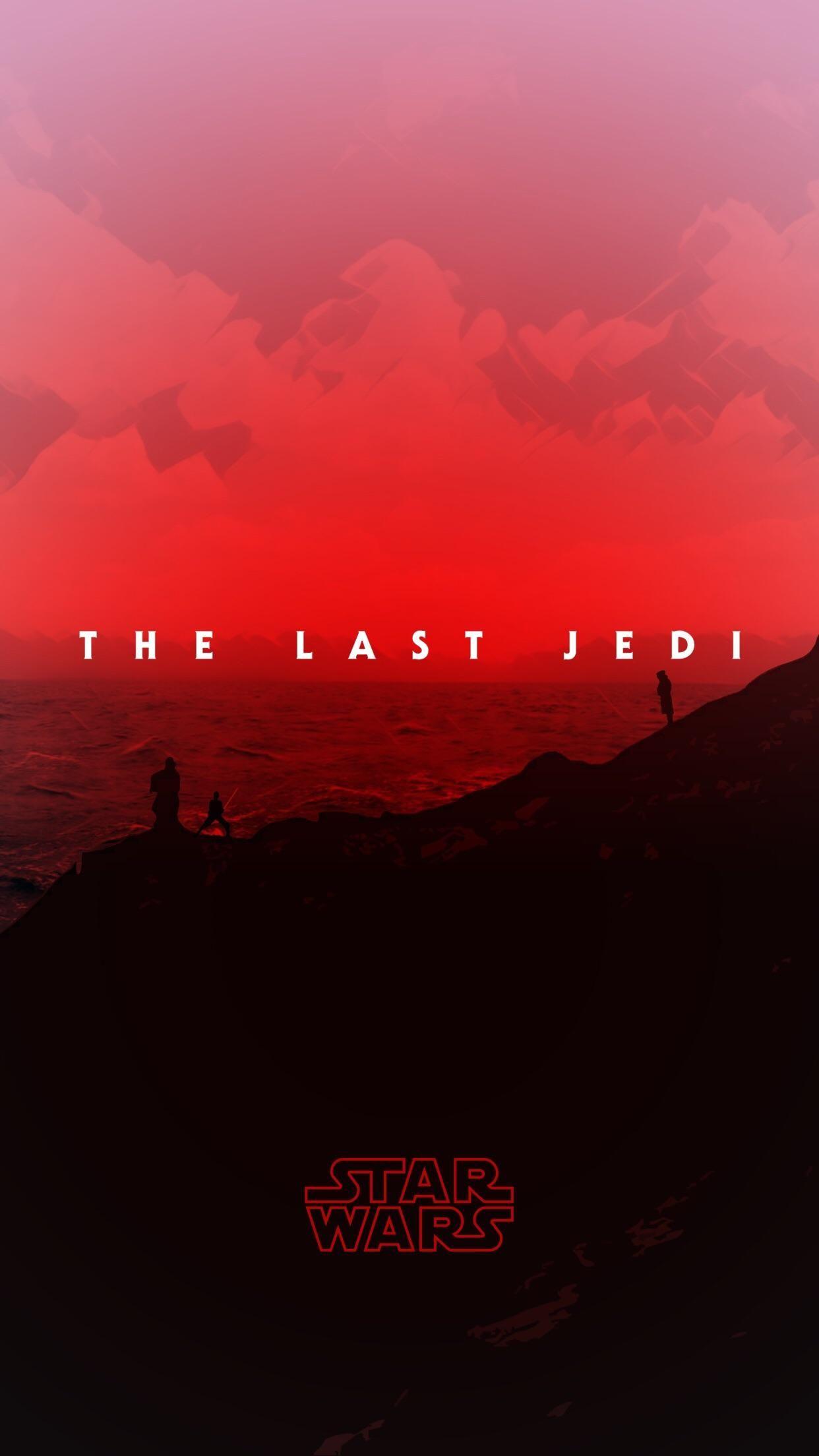 Star Wars The Last Jedi 2017 Hd Wallpaper From Gallsource Com Star Wars Poster Star Wars Star Wars Film