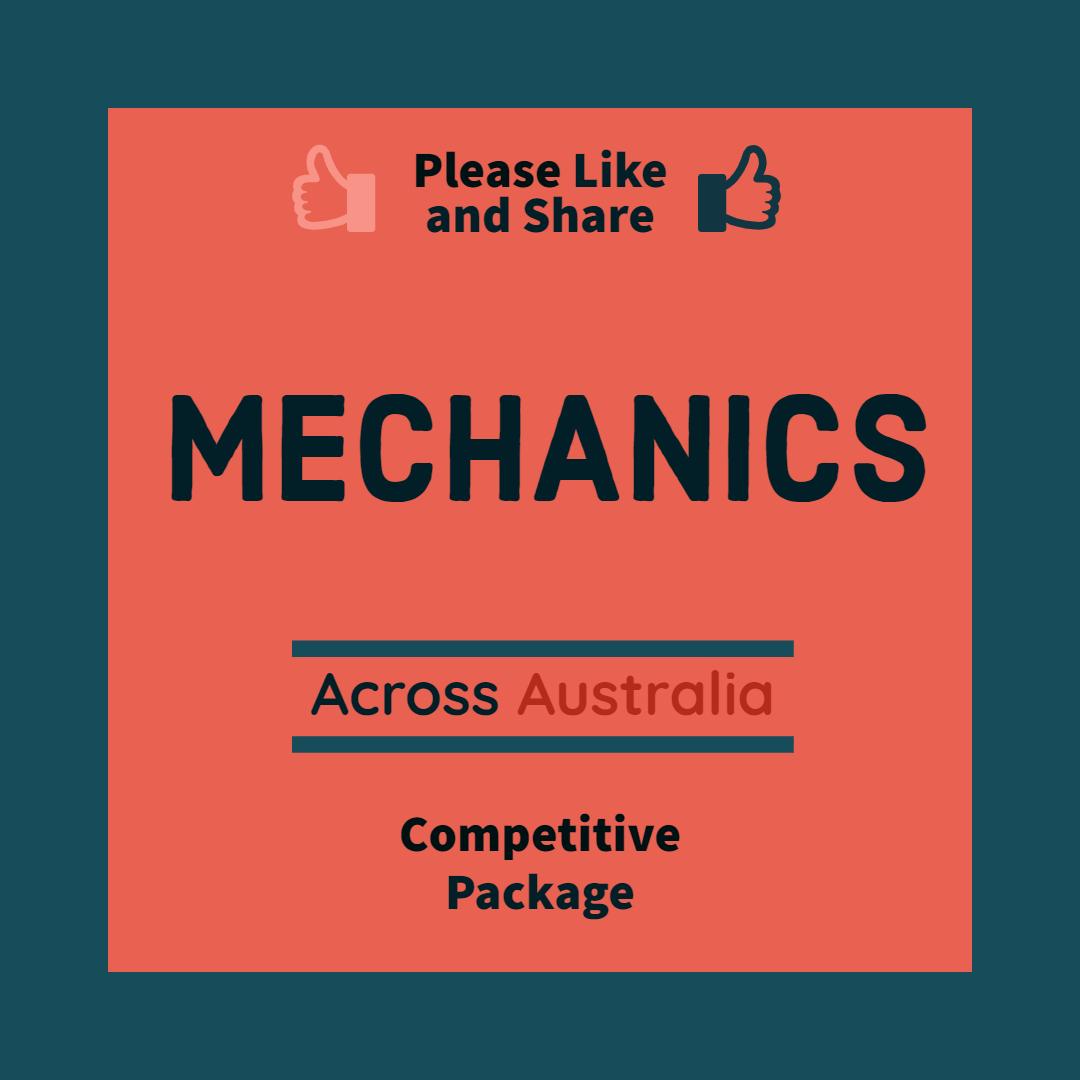 Vacancy, Mechanics Job board, How to apply, Positivity