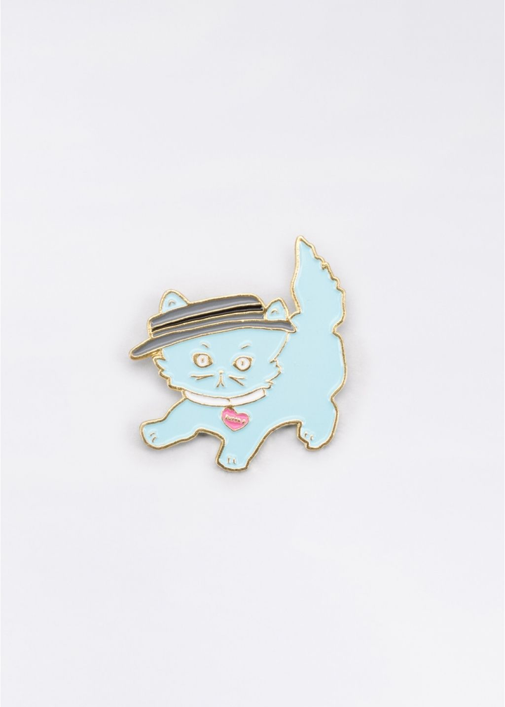 The Buster Kitten Pin By Natalie Morales Pin And Patches Wildfang Kitten