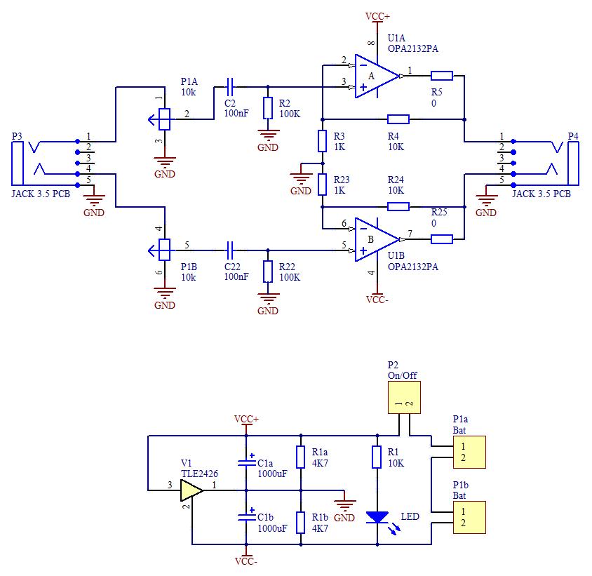 CMoy Headphone Amplifier | Schematics | Pinterest | Kopfhörer