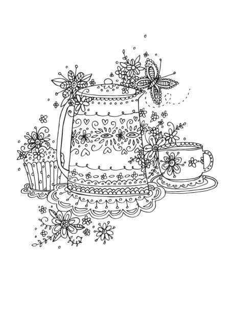 Claire Mcelfatrick Árbitro: CMC 151290 el té y tarta Un trabajo de ...
