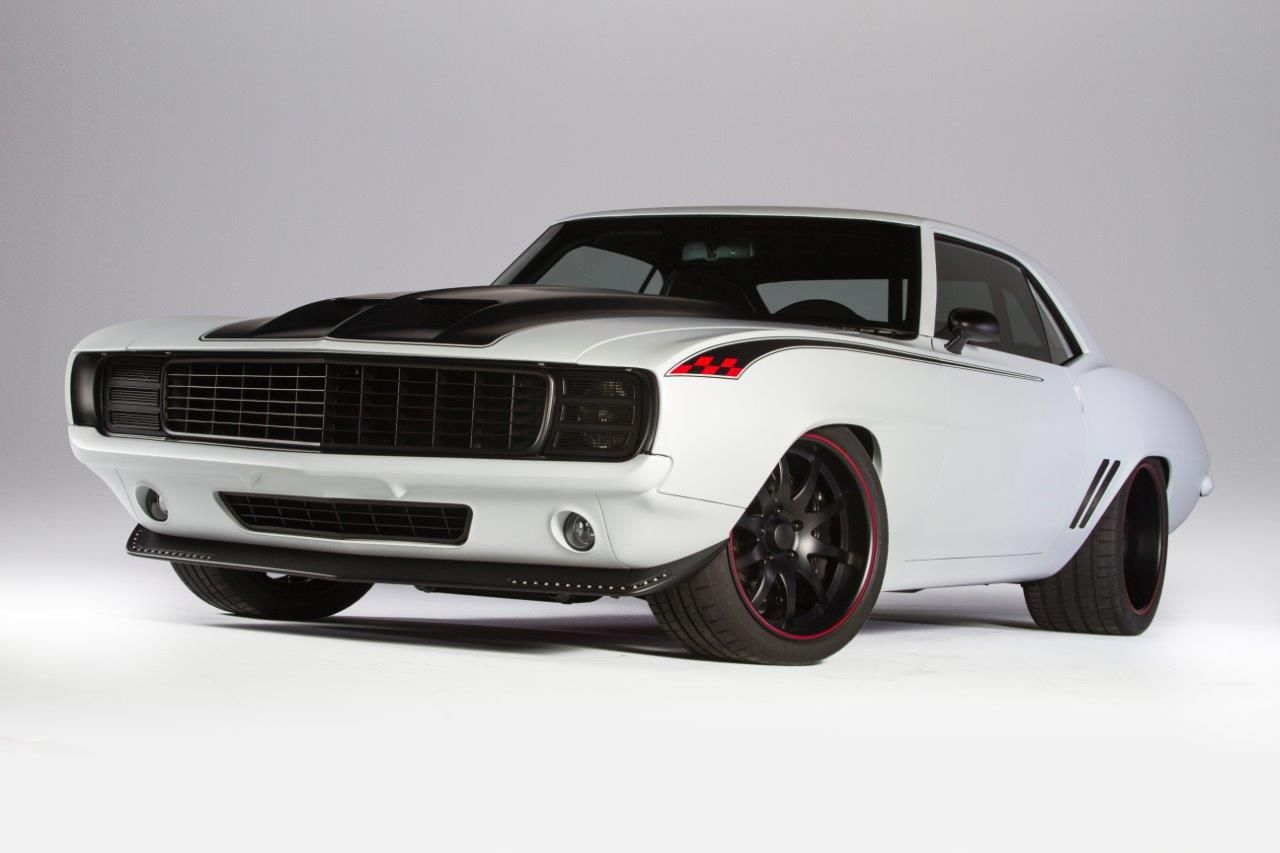 Detroit speed inc read why angelo vespi chose a 69 camaro and why