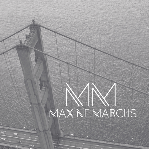 My Initials And My Name Mm Maxine Marcus Create A Logo For An Edm Pop Artist I Am A Music Artist Songwriter And Perf Pop Artist Music Artists Modern Logo