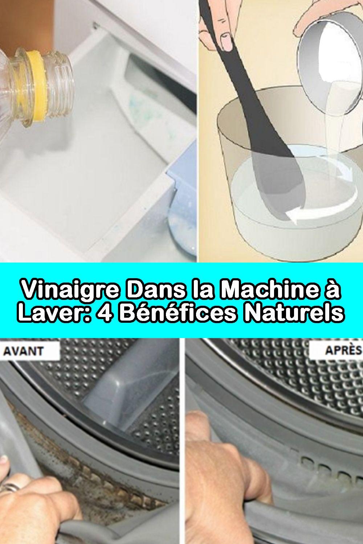Vinaigre Blanc Dans La Machine A Laver l'une des méthodes les plus efficaces pour augmenter son