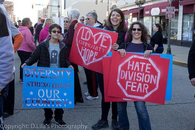 _MG_4057 | Women's March South Bend | Brigitte Dee Fries | Flickr