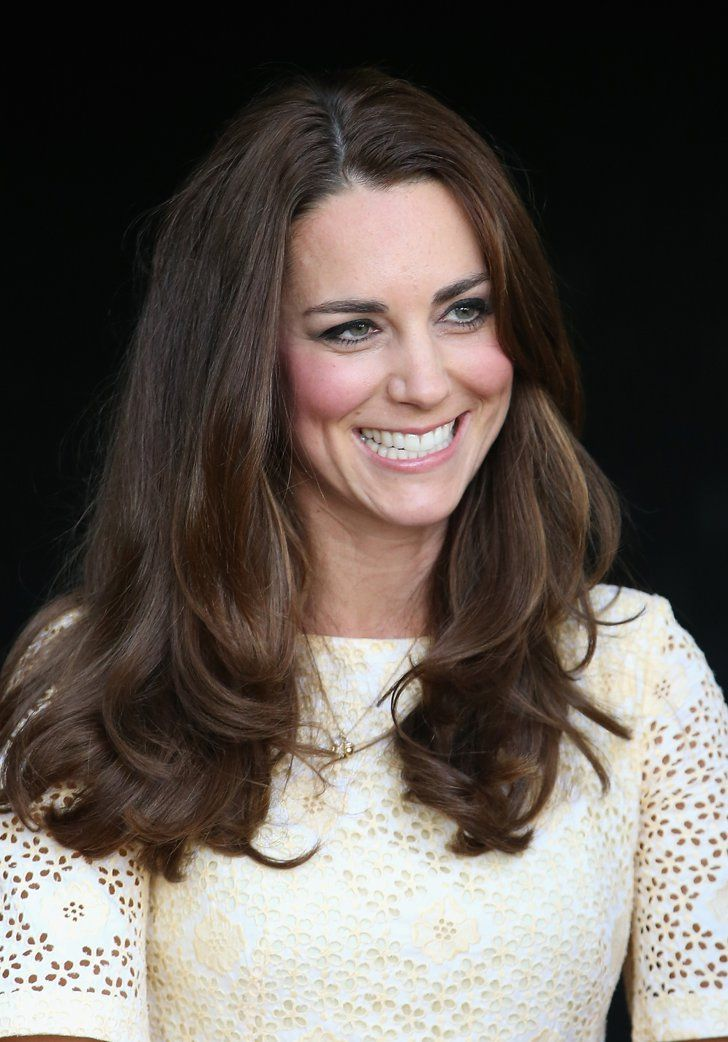 Pin for Later: The Duchess of Cambridge Gets Behind the DJ Booth With Laid-Back Hair Kate Middleton in Australia