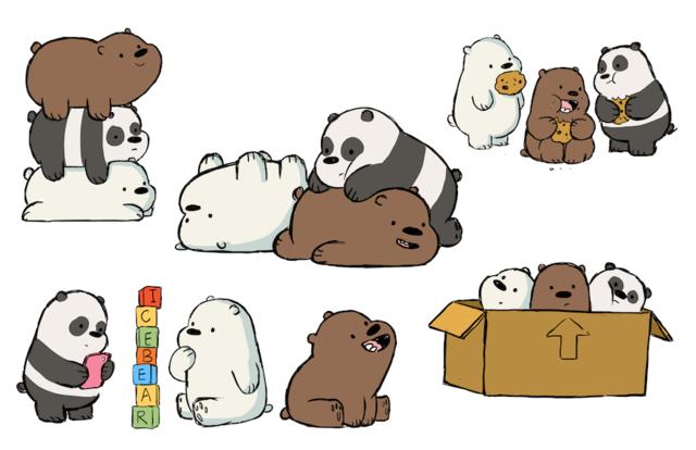 Image Result For We Bare Bears We Bare Bears Bare Bears We Bare Bears Wallpapers