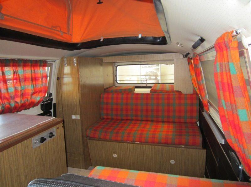 amescador un combi camper hors du commun kombi pinterest am nagement int rieur. Black Bedroom Furniture Sets. Home Design Ideas