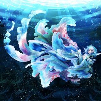 Mermaid Hd Desktop Wallpaper Anime Mermaid Anime Backgrounds Wallpapers Anime Background