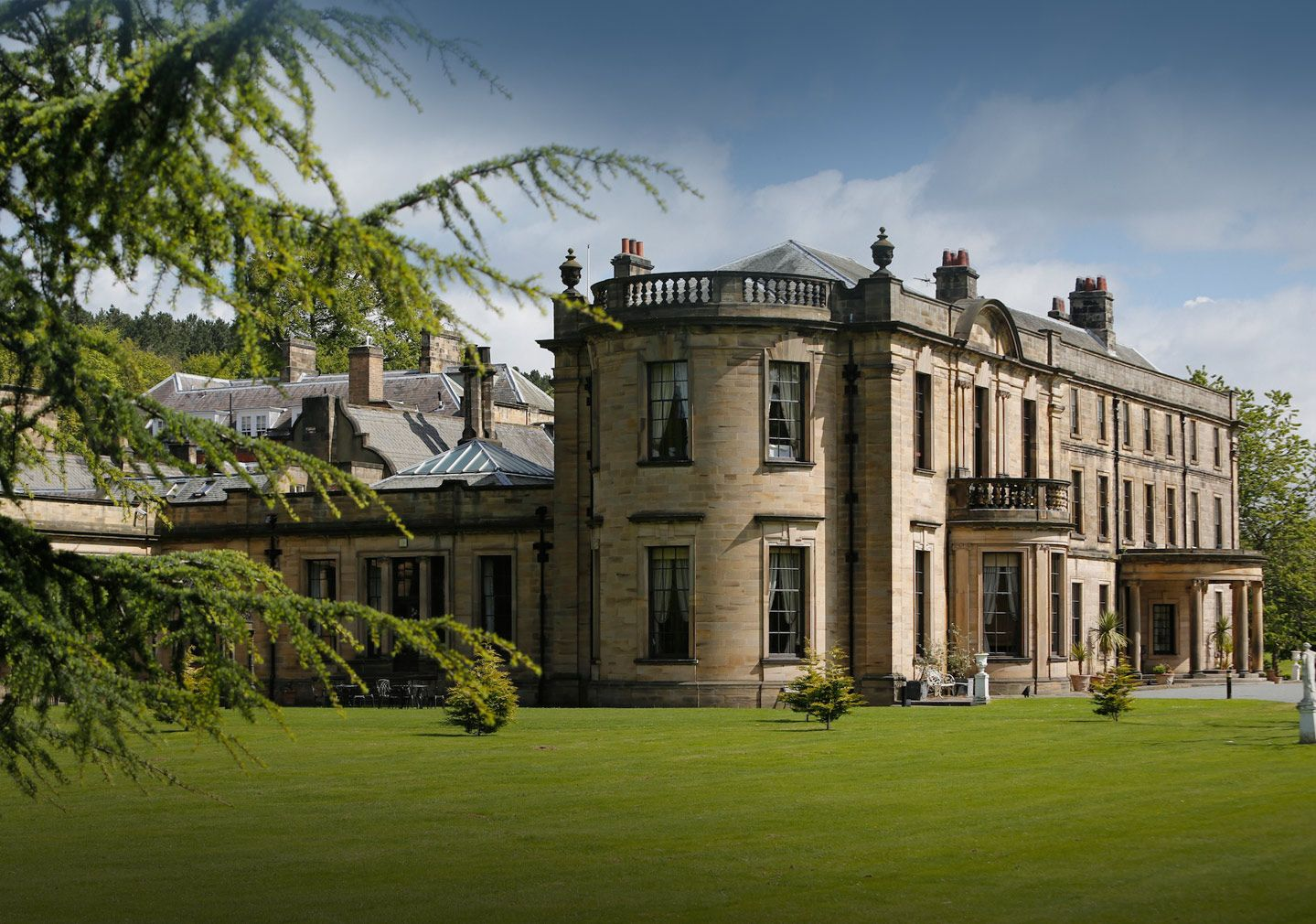 Beamish Hall Hotel County Durham 4 North East