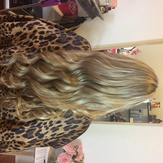 Hair Extensions Adelaide Before Afters Show Off Hair Wave